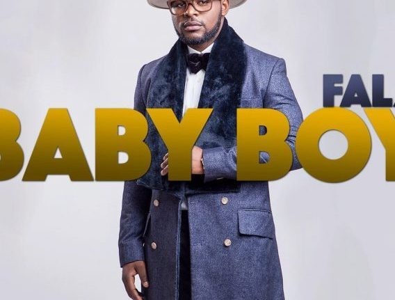 "Falz ""Baby Boy"" art cover"