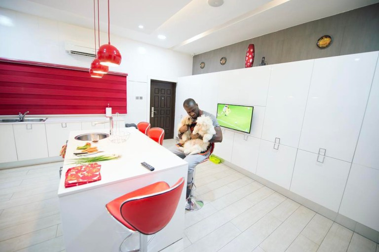 PSquare's New Multi-Million Naira Mansion in Banana Island