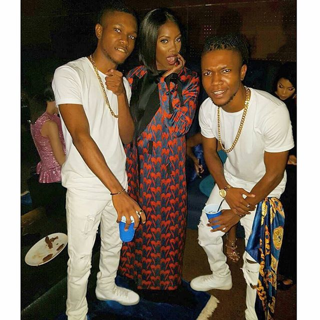 tiwa savage with dna-olorisupergal