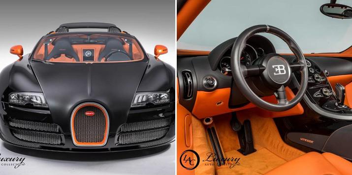 Floyd Mayweather Bugatti