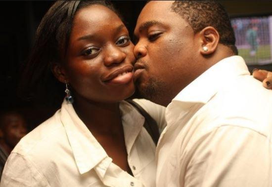 BBNaija Star Bisola and ex spouse / baby Daddy Olanrewaju Malcolm
