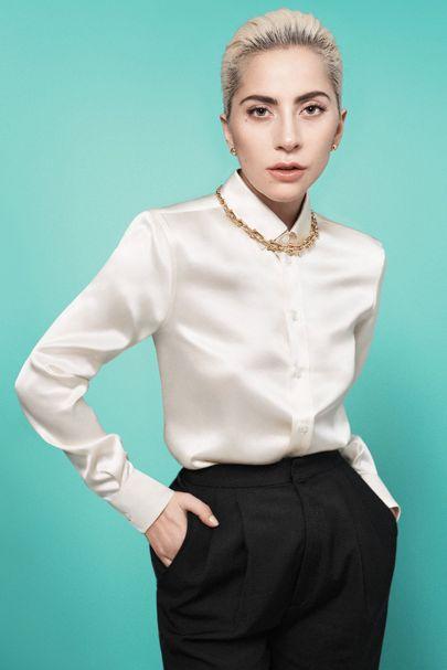 Lady Gaga Tiffany ad