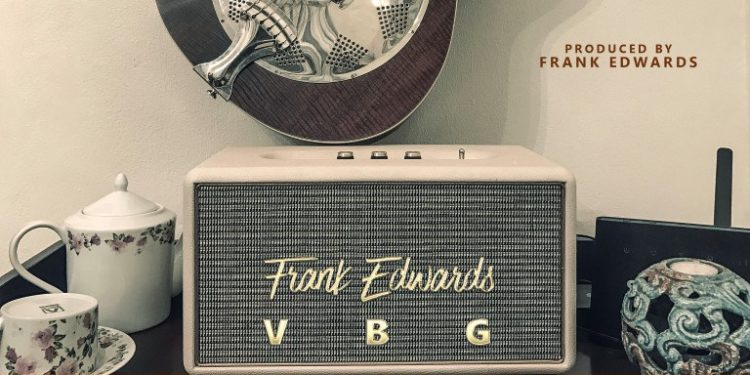 Very Big God By Frank Edwards art cover