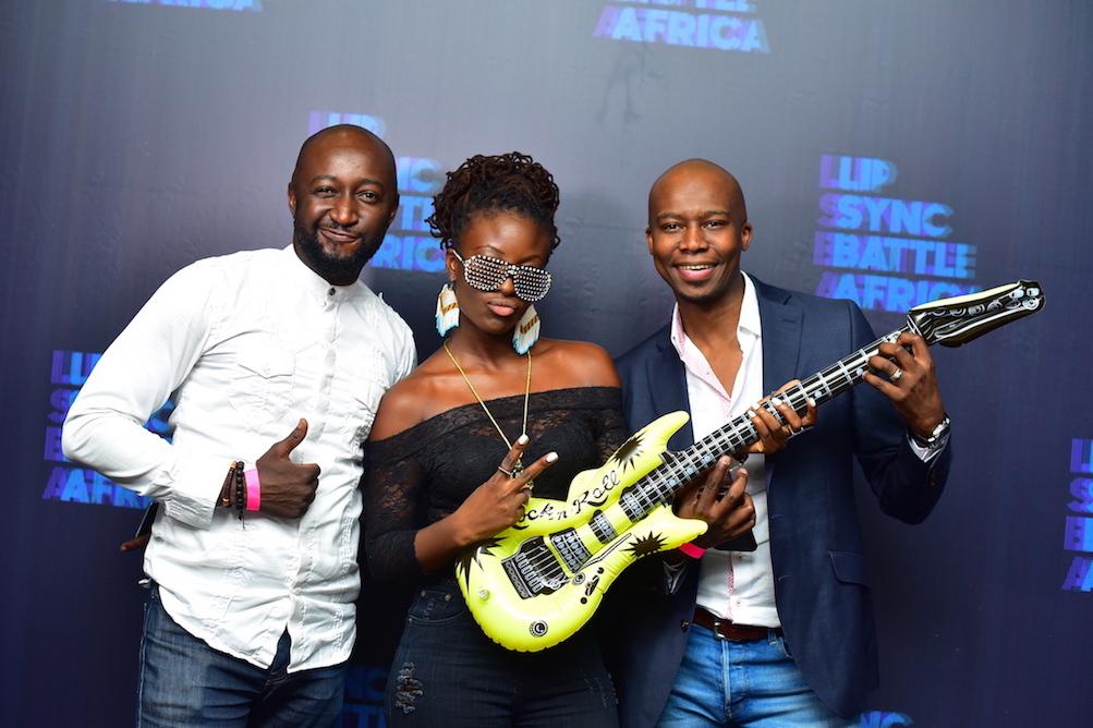 Katung Aduwak, Folu STormz and Monde Twala
