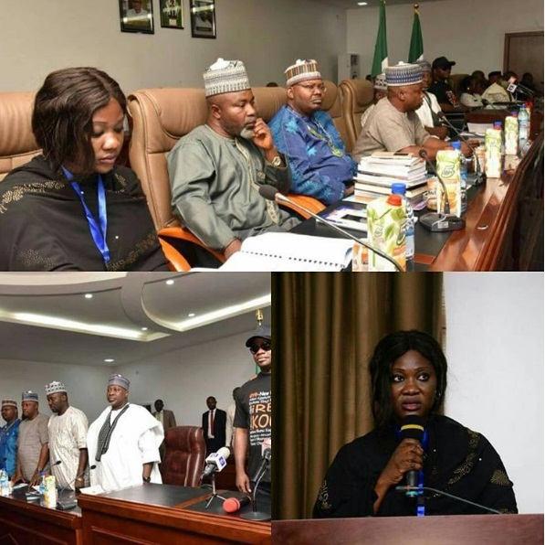 Mercy Johnson Hosts First Stakeholders Summit As Kogi Government's Aide