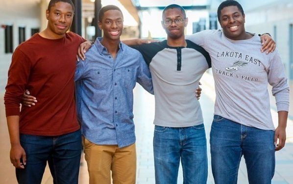Quadruplet Brothers All Admitted Into Ivy League Universities