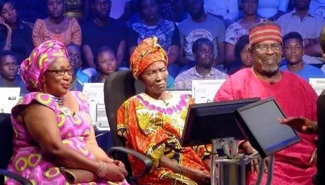 Rashidi Yekini's Old Mom Wins N2 Million From WTBAM Game Show
