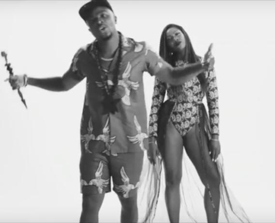 Fuse ODG Featuring Tiwa Savage – Diary