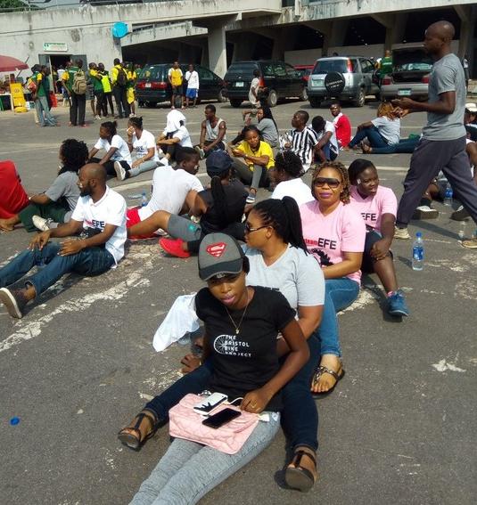 Big Brother Naija: Efe Fans