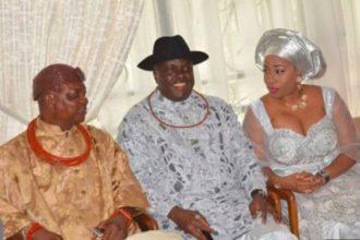 James Ibori Gives Out Daughter, Erihiatake, In Marriage