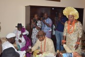 James Ibori Gives Out Daughter, Erihiatake, In Marriage