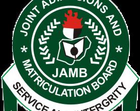 JAMB - OLORISUPERGAL