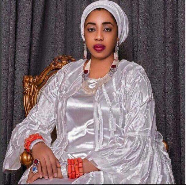 Olori Naomi Oluwaseyi Marks Oonis Birthday - Hetty Os