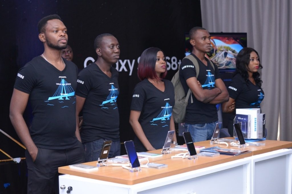 GALAXY S8 LAUNCH IN NIGERIA-OLORISUPERGAL