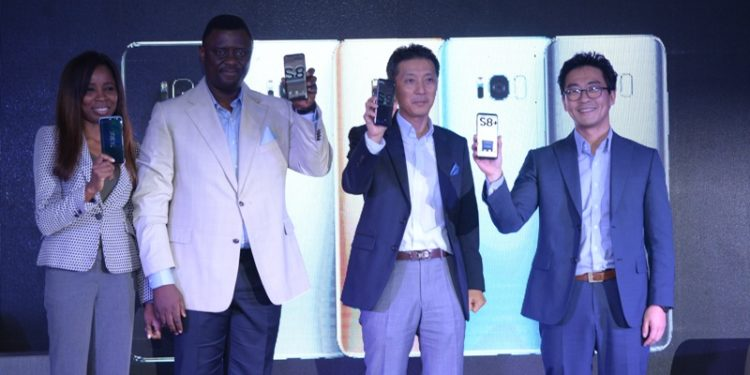 SAMSUNG GALAXY S8 LAUNCH IN NIGERIA