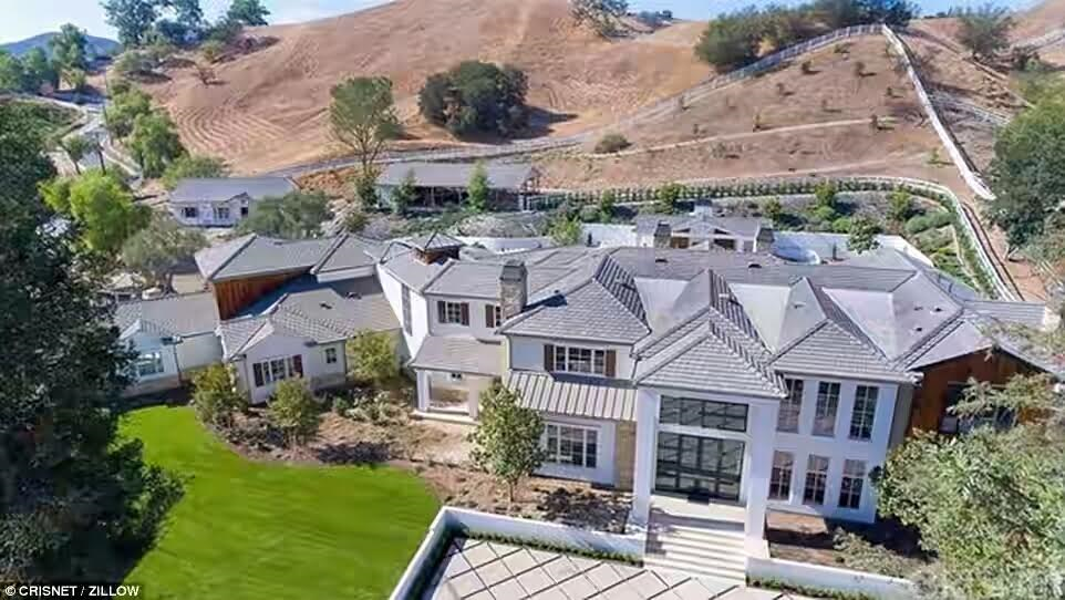 the weeknd buys 18 million california home photos
