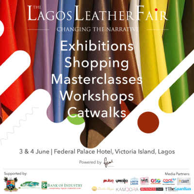 lagos leather fair