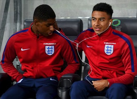 rashford and lingard