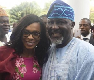 Dino Melaye and TBoss