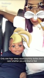 tiwa savage and baby jamil-olorisueprgal