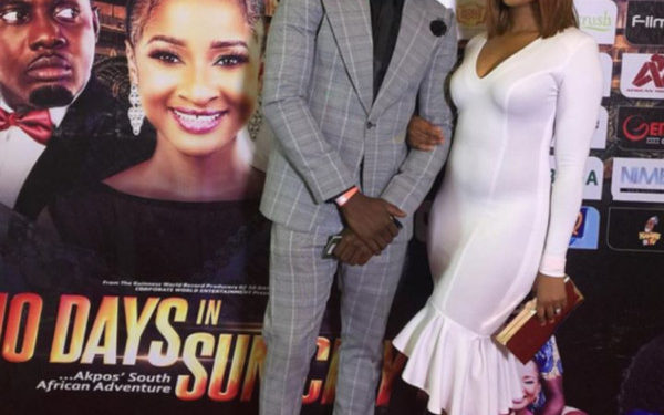 Celebrity fashion to the Premiere of 10 Days In SunCity