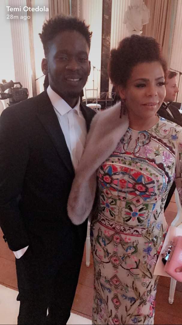 Mr  Eazi and His Girlfriend, Temi Otedola Stun At Billionaire