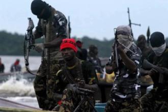 Niger Delta militants - OLORISUPERGAL