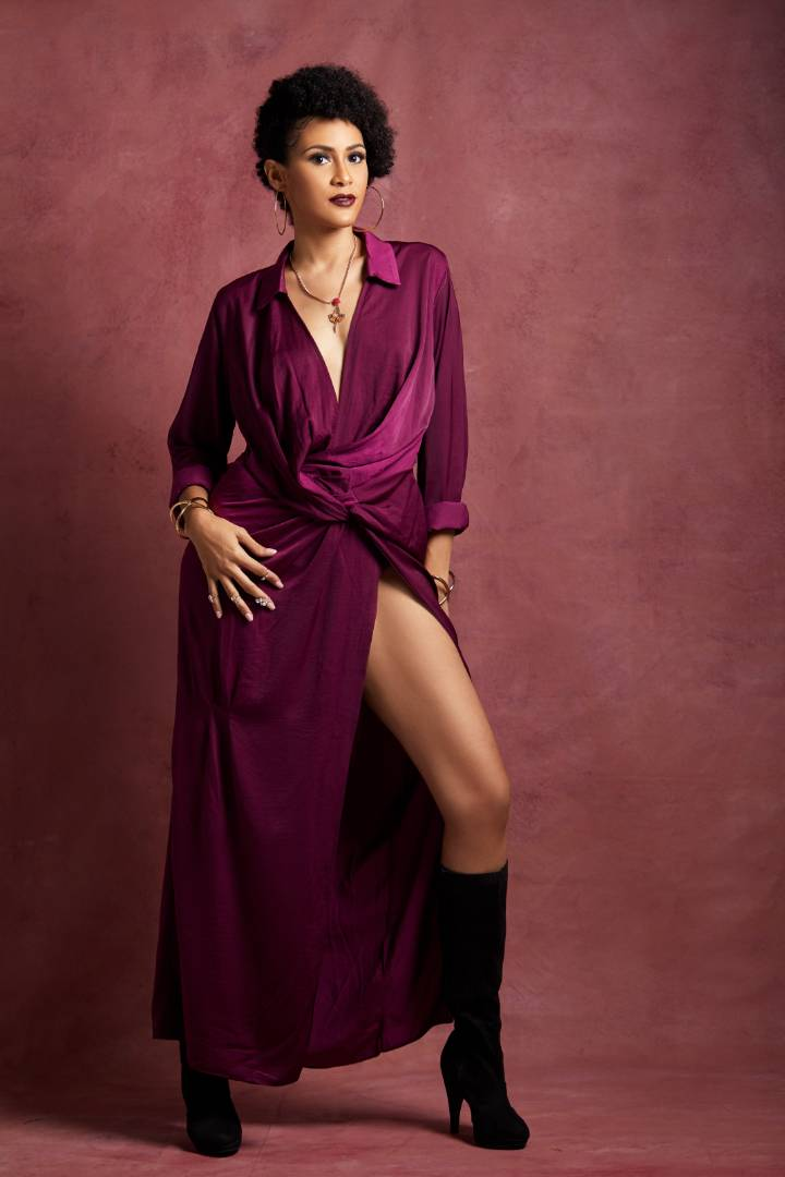 Actress Sonia Ibrahim Marks Her Birthday With Stunning New