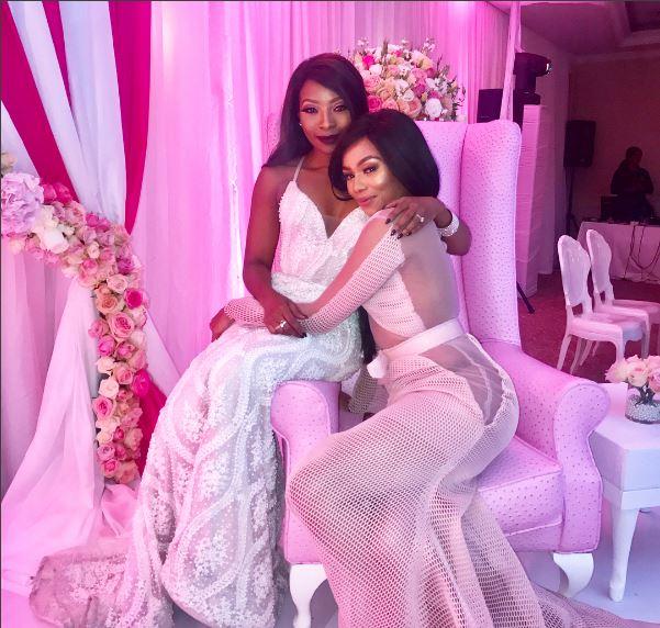 Photos From Bonang Matheba S Star Studded Birthday