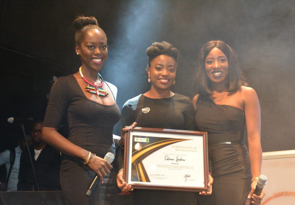SME100Nigeria Award - OLORISUPERGAL