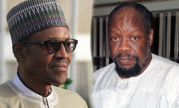 Buhari & Ojukwu - OLORISUPERGAL