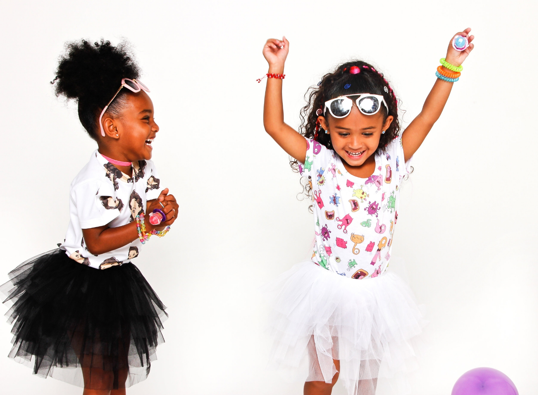 Chris Brown's Daughter Royalty Launches Kids Clothing Line