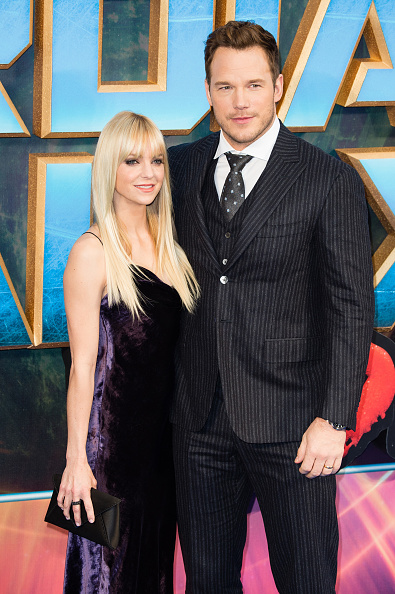 Chris Pratt & Anna Faris announce separation
