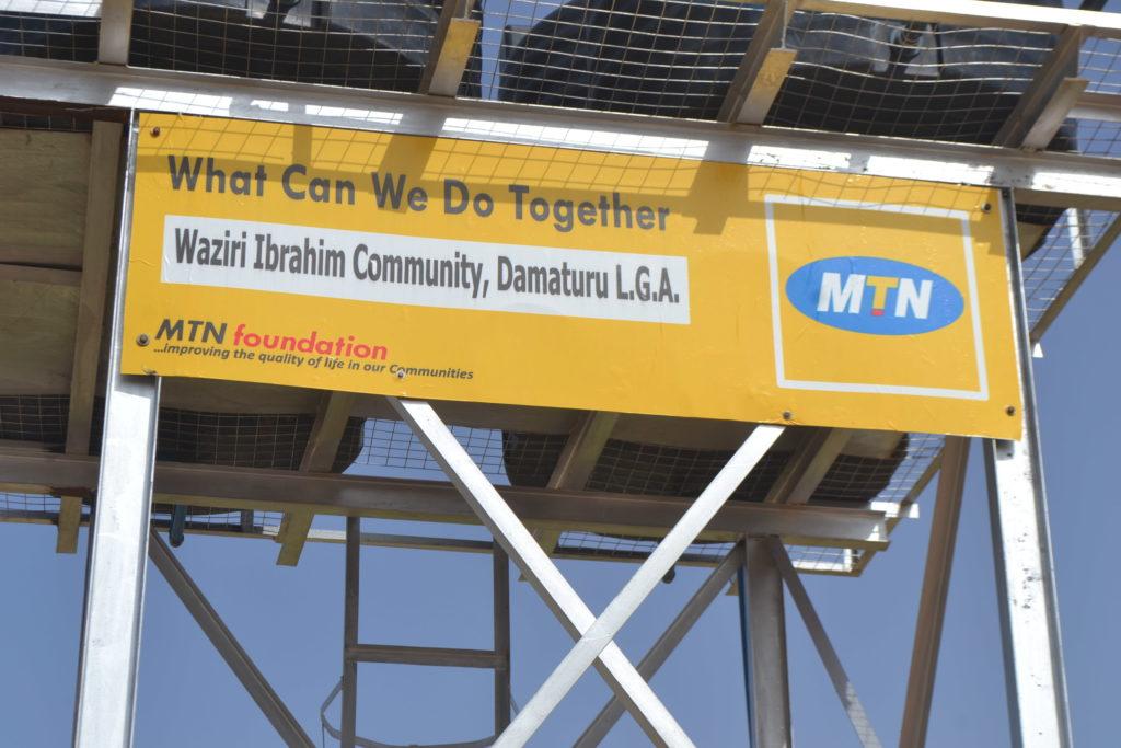 MTN Foundation - OLORISUPERGAL