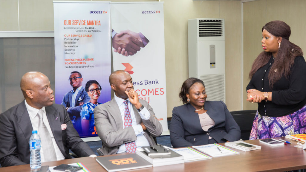ACCESS BANK - OLORISUPERGAL