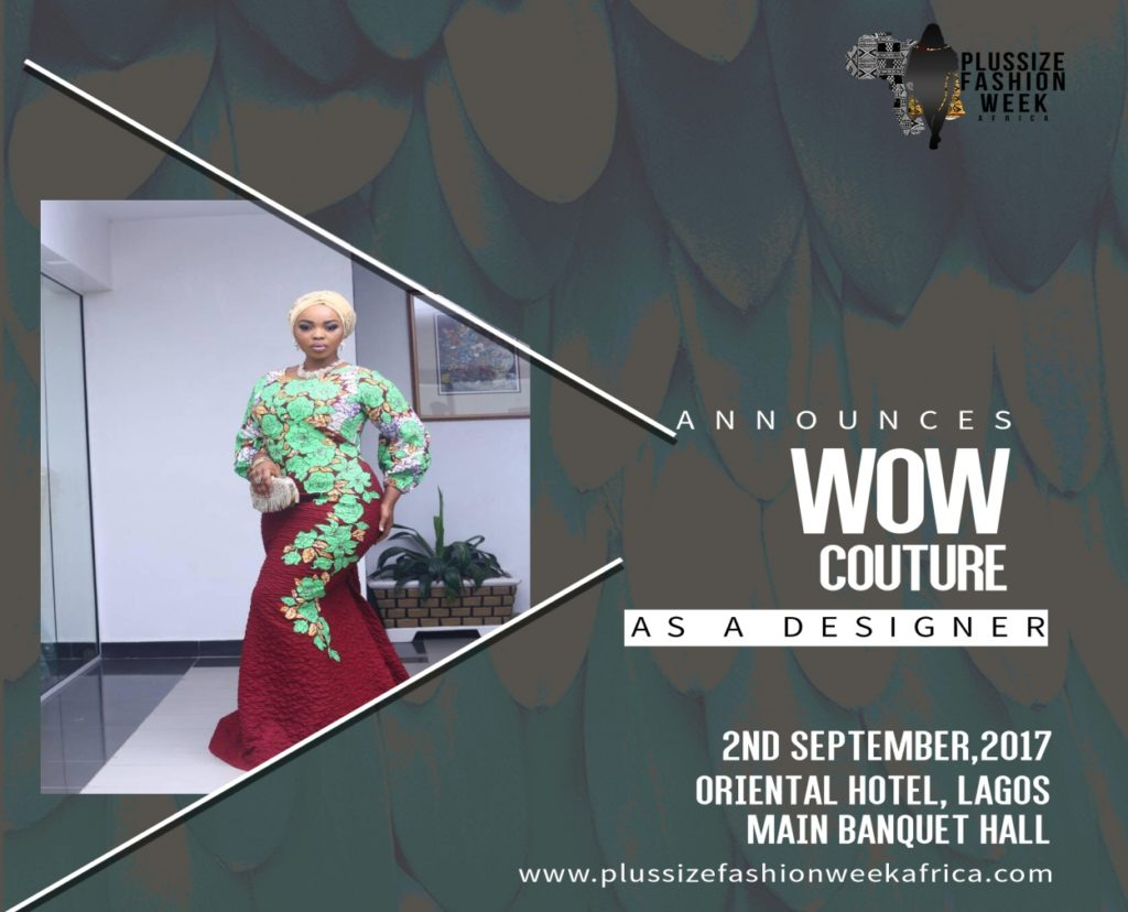 plus size fashion week - olorisupergal