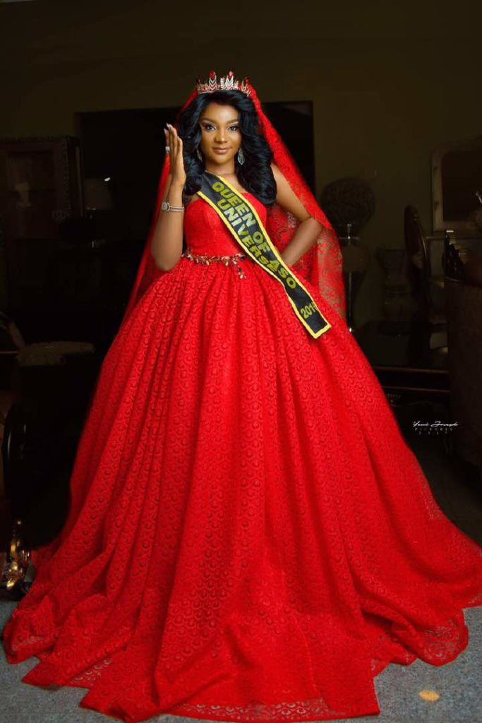 Queen Of Aso Universe