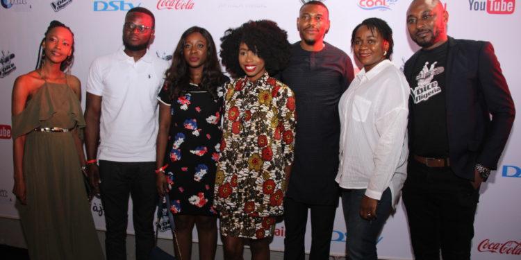 The Voice Nigeria - olorisupergal