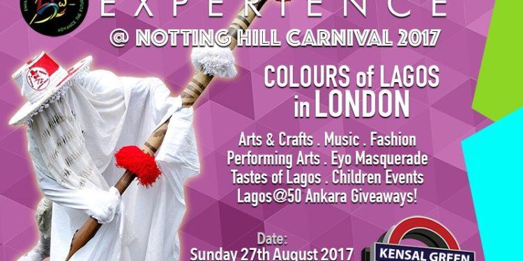 Notting Hill Carnival - olorisupergal