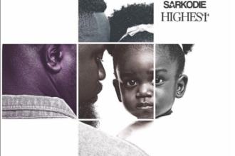 Sarkodie Album Cover Art - OLORISUPERGAL