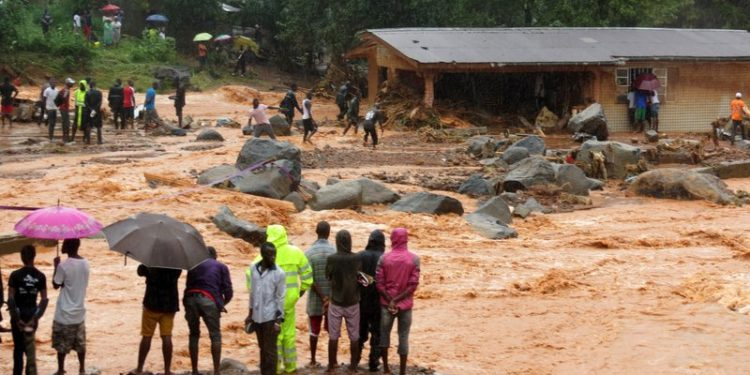 Sierra Leone Mudslide - olorisupergal
