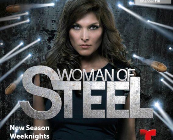Woman of Steel - OLORISUPERGAL