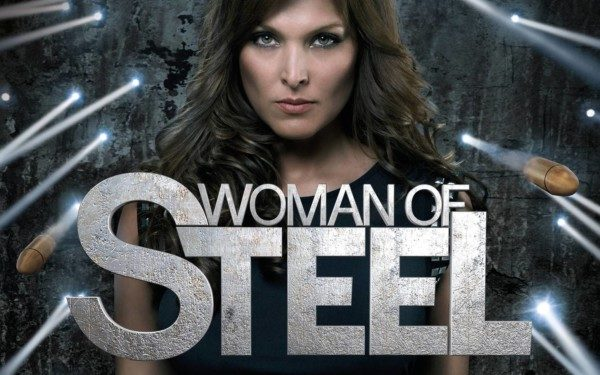 Woman of Steel - OLORISUPERGAL