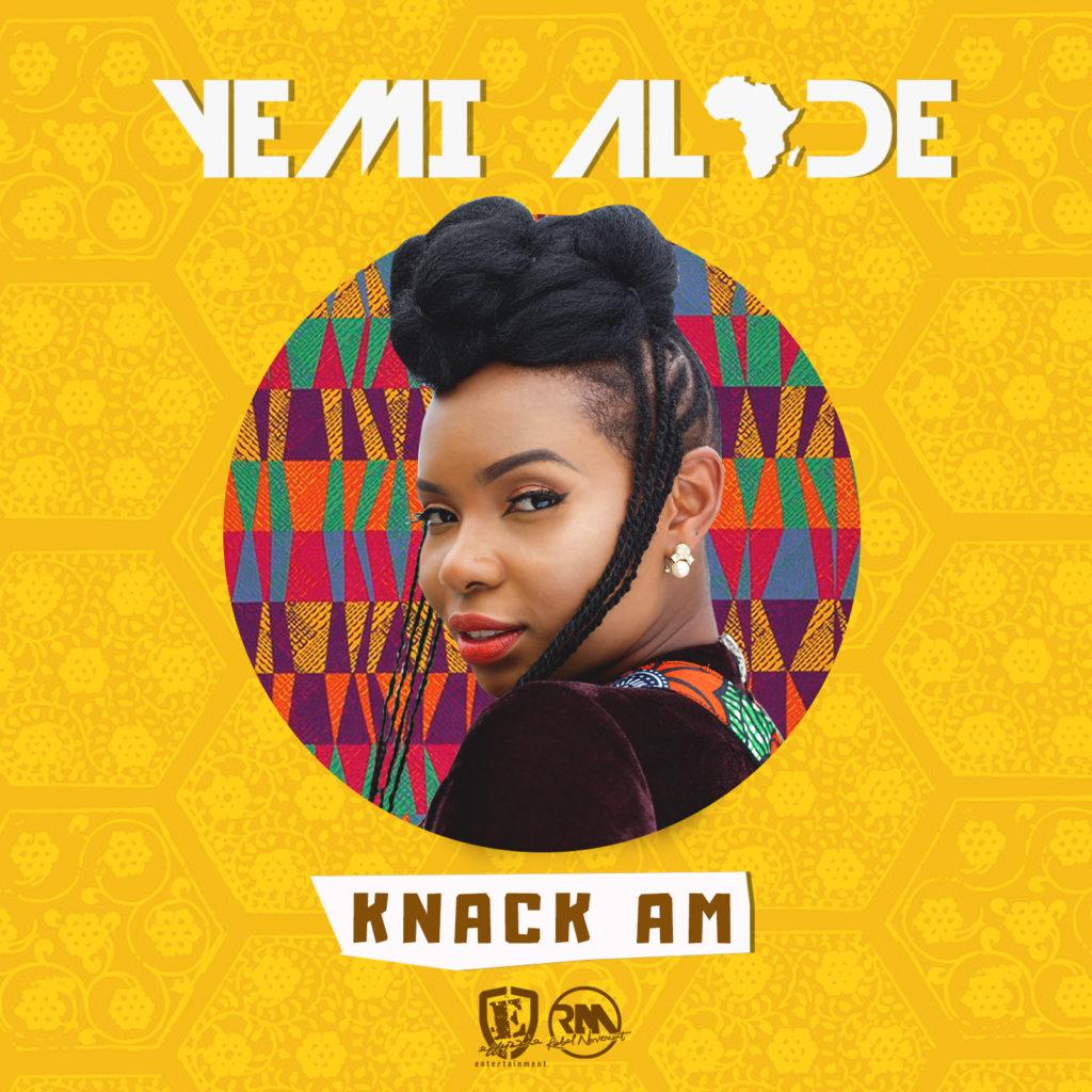 Yemi Alade - Knack Am [Single Art]