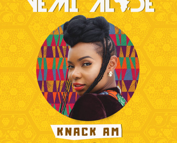 Yemi Alade - Knack Am [Single Art]