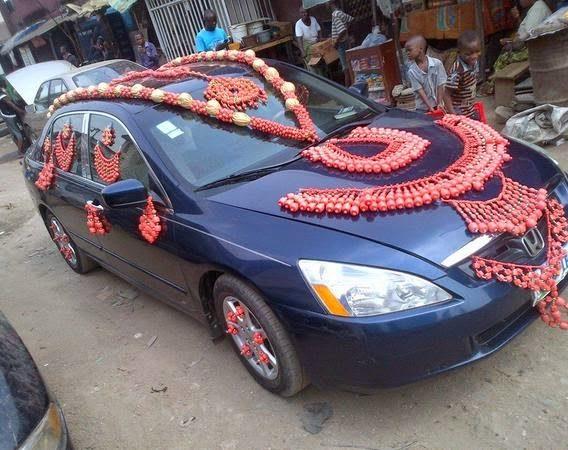 WEDDING CAR-OLORISUPERGAL