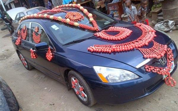 WEDDING CAR-OLORISUPERGAL