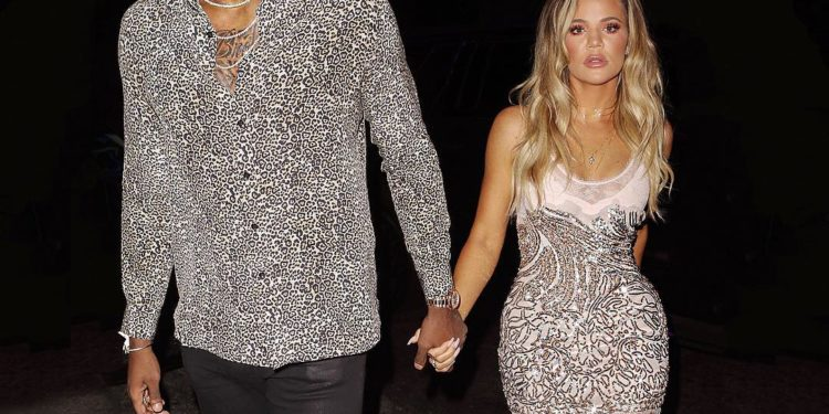 Khloe Kardashian and Tristan Thompson - OLORISUPERGAL