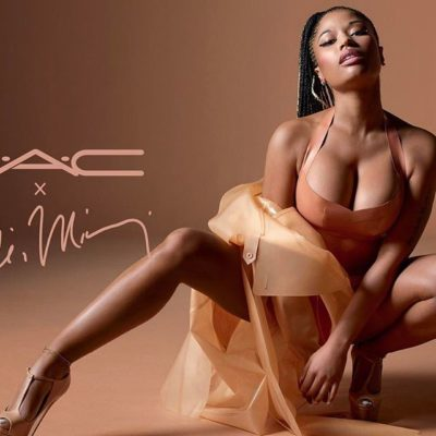 MAC & Nicki Minaj Collaboration - OLORISUPERGAL