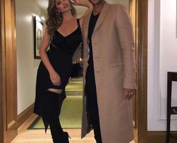 Chrissy Teigen and John Legend - OLORISUPERGAL